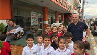 Arifiye Bekir Sıtkı'nın Öğrencileri Hayvan Hastanesini ziyaret ettiler