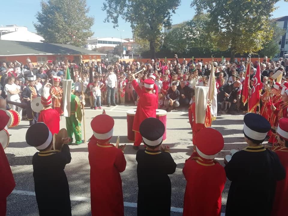 Arifiye Bekir Sıtkı'da 29 Ekim Cumhuriyet Coşkusu