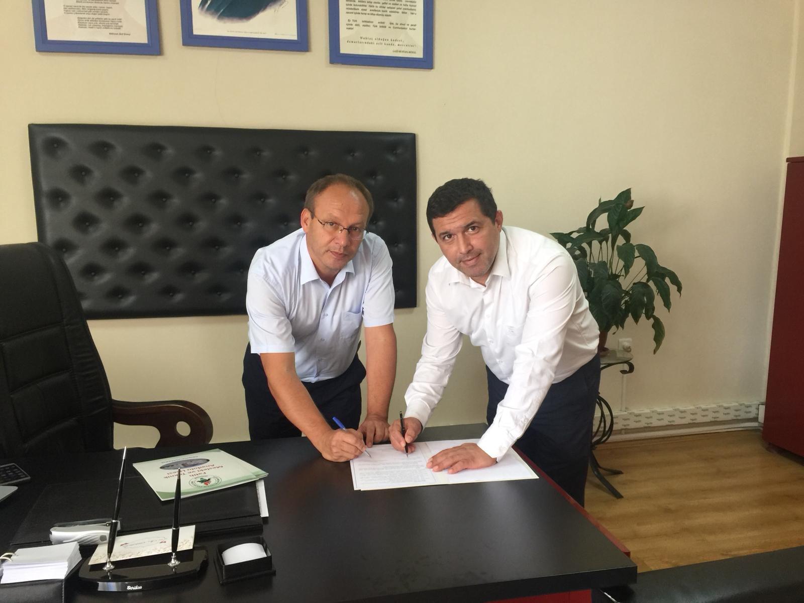 Fatih MTAL-Akgün Otomotiv İşbirliği Protokolü