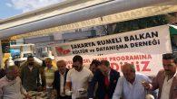 Sakarya Rumeli Balkan Derneği Aşure geleneğini sürdürdü…