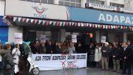CHP Kadın Kolları Başkanı Çeroğlu,'TCDD Büyükşehir Belediye Başkanlığına mı bağlı?'