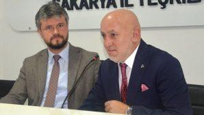 MHP Büyükşehir Aday Adayı YULUĞ,'Liderimiz Türkmen beyimizin sonuna kadar yanındayız!..'