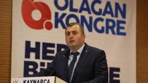 Ak Parti Kaynarca Belediye Başkan Adayı Murat Kefli Arifiye Mezunu