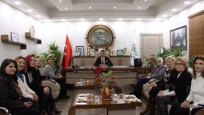 TKB Sakarya Şube Başkanı Yağan'dan,Baro Başkanı Burak'a ziyaret