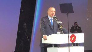Cumhurbaşkanı Erdoğan'dan Arifiye'de bulunan Tank Palet Fabrikası için açıklama