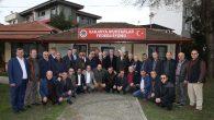 Başkan Adayı Ekrem Yüce'den Sakarya Muhtarlar Federasyonu'na ziyaret