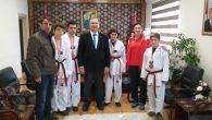 Türkiye Para Teakwondo Şampiyonu Sporcularımız tebrik edildi