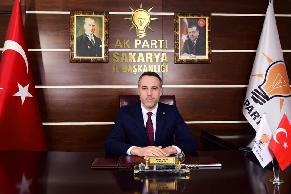 AK Parti'de Erdoğan heyecanı