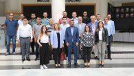 İş sağlığı güvenliği sektör çalıştayı SATSO'da yapıldı