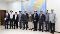 Kırgızistan Oş Devlet Üniversitesi ile İşbirliği