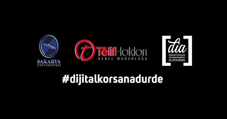 'Dijital Korsana Dur De!' Projesinin Reklam Filmi Yayınlandı