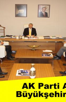 AK Parti Arifiye'den Büyükşehir çıkarması.