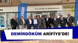DEMİRDÖKÜM ARİFİYE'DE!