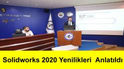 Solidworks 2020 Yenilikleri  Anlatıldı