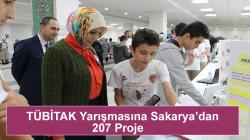 TÜBİTAK Yarışmasına Sakarya'dan 207 Proje