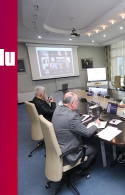 SATSO Yönetim Kurulu Toplantısı Online Konferansla Yapıldı