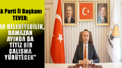 AK Parti Sakarya İl Başkanı Yunus Tever, Ekonomik İstikrar Kalkanı kapsamında devletin sağladığı yeni teşvikleri ve gündemi değerlendirerek, önemli açıklamalarda bulundu.