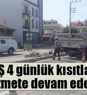 SEDAŞ, dört gün sürecek sokağa çıkma kısıtlamasında 7/24 hizmet vermeyi sürdürecek.
