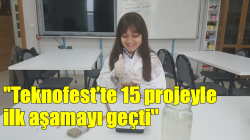 Sakarya Bilsem Teknofest'te 15 projeyle ilk aşamayı geçti