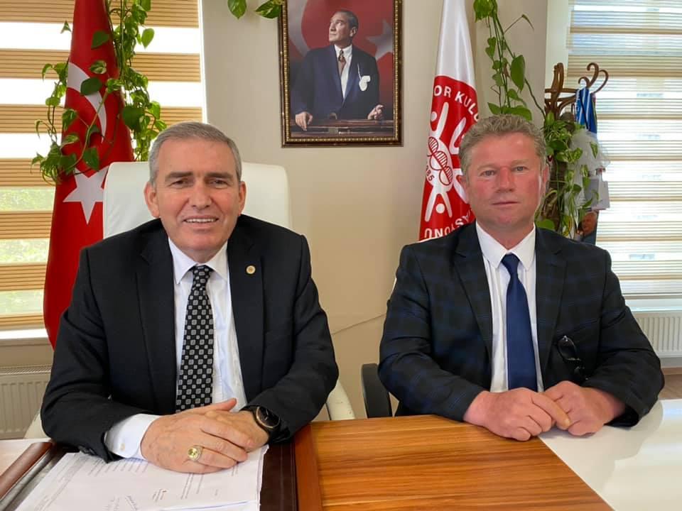 Sakarya ASKF Yönetim Kurulu ve Futbol il tertip kurulu toplantısını yaptı. | Arifiye Haber