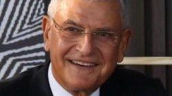 Vokan Bozkır BM 75. Genel Kurul Başkanlığına seçildi.