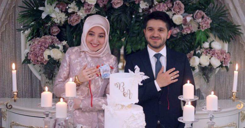 Rektör Sarıbıyık'ın düğün heyecanı