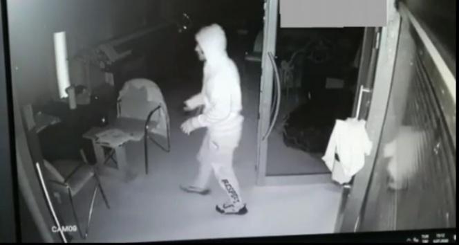 Arifiye'de de hırsızlık yapan şahıs tutuklandı