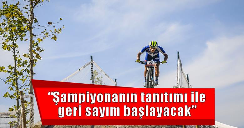 Dağ Bisikleti Maraton Şampiyonası'nın tanıtımına Cumhurbaşkanlığı Sözcüsü İbrahim Kalın geliyor