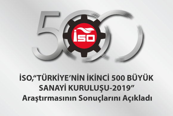 Türkiye'nin İkinci 500 Büyük Sanayi Kuruluşu Araştırmasında Sakarya'dan 18 Firma