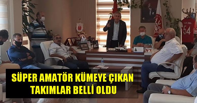 Hanlıköyspor Süper amatör kümede