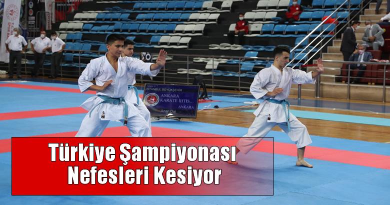 Türkiye Şampiyonası Nefesleri Kesiyor