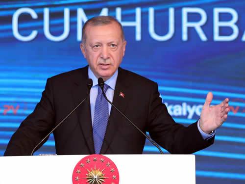 Cumhurbaşkanı Erdoğan, Cuma günü bir müjde vereceğini açıkladı
