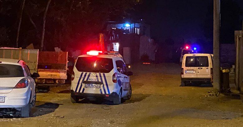 Artvin Sanayide hurdacı dükkanında şüpheli ölüm