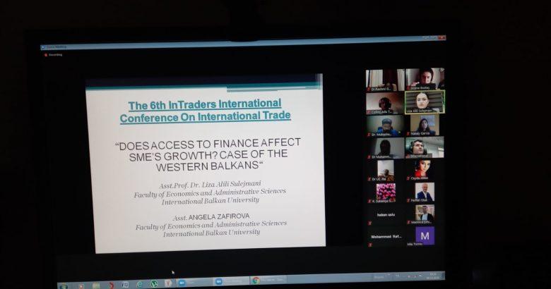 6. Intraders Uluslararası Ticaret Kongresi Tamamlandı