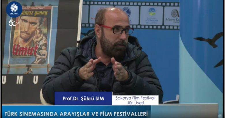"""Prof. Dr. Şükrü Sim: """"Kısa Film Türk Sinemasının Geleceğidir"""""""