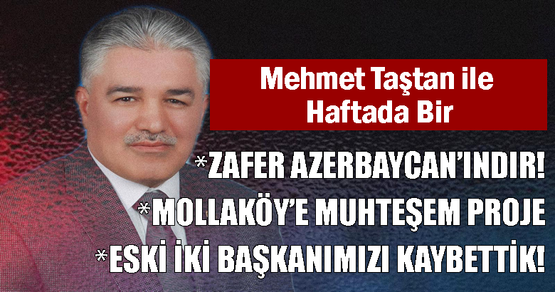 ZAFER AZERBAYCAN'INDIR!