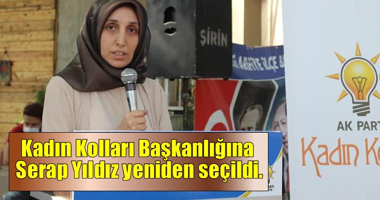 Ak  Parti Arifiye Kadın Kolları 5. Olağan kongresi gerçekleşti
