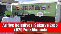 Arifiye Belediyesi Sakarya Expo 2020 Fuar Alanında