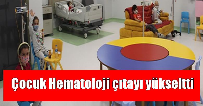 Çocuk Hematoloji çıtayı yükseltti