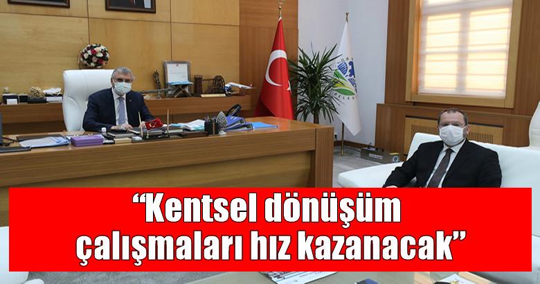 TBMM Deprem Araştırma Komisyonu Başkanı seçilen Milletvekili Uncuoğlu'nu tebrik etti.