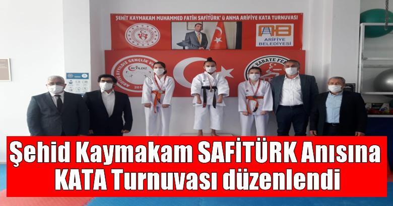 KARATENİN KALBİ ARİFİYE'DE ATTI