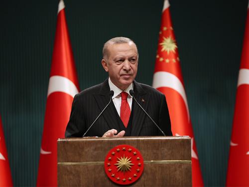 Cumhurbaşkanı Erdoğan Yeni Tedbirleri açıkladı