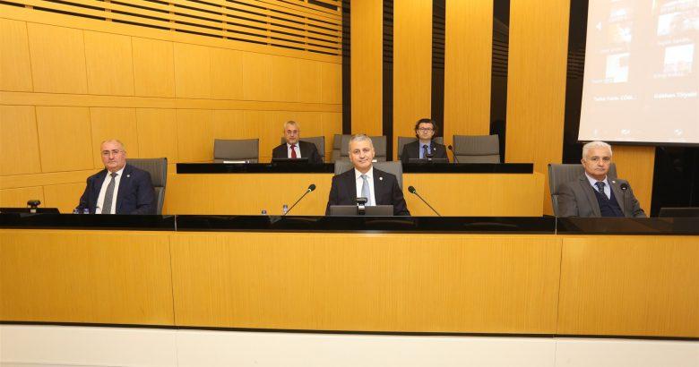 SATSO 2021 yılı Bütçesi Oy Birliği ile Onaylandı