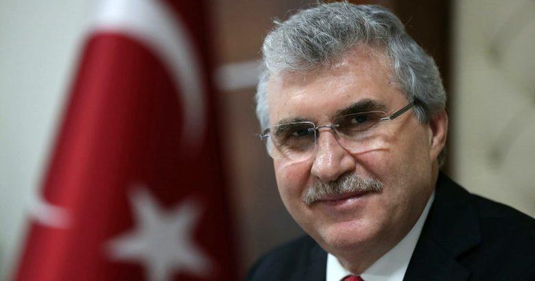 """Başkan Yüce'den """"18 Mart Çanakkale Zaferi """" mesajı"""