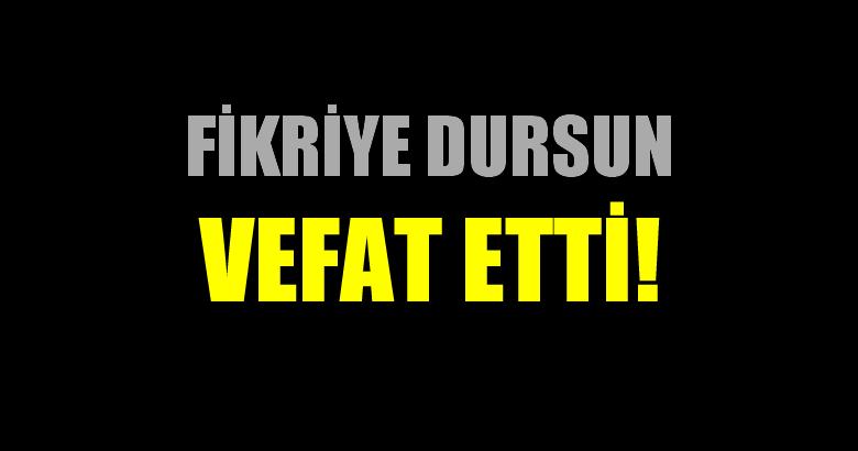 DURSUN AİLESİNİN ACI GÜNÜ!..