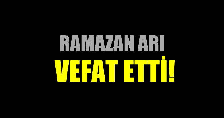 ARI AİLESİNİN ACI GÜNÜ!..
