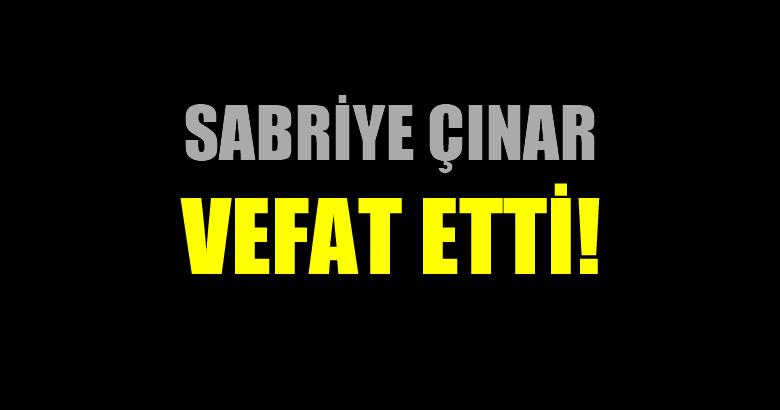 ÇINAR AİLESİNİN ACI GÜNÜ!..