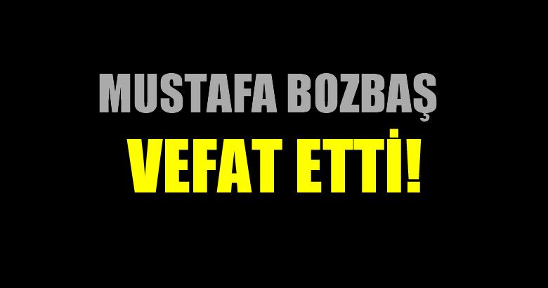 BOZBAŞ AİLESİNİN ACI GÜNÜ!..