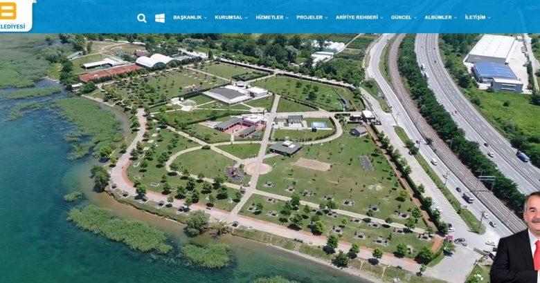 Arifiye Belediyesinin Web sayfası güncellendi
