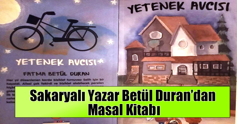 Fatma Betül Duran'ın İlk Çocuk Kitabı 'Yetenek Avcısı' Okurlarıyla Buluştu